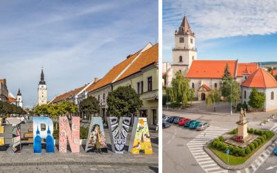 Naši susedia Trnava a Hlohovec zabojujú o prestížny titul Európske hlavné mesto kultúry pre rok 2026