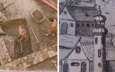 Súčasný seredský kostol vznikol až v roku 1781. Prečítajte si, čo sa stalo s pôvodným stredovekým kostolom, kde sa nachádzal a ako vyzeral