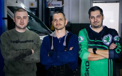 Navštívili sme profesionálny seredský autoservis, ktorý ponúka expresné prezutie pneumatík