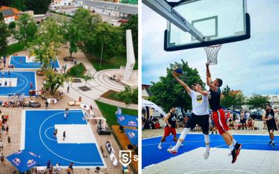 Sereď bude prvou zastávkou basketbalového turnaja 3×3 Tour 2020. Už 11. júla sa môžete tešiť na prestížnu športovú akciu