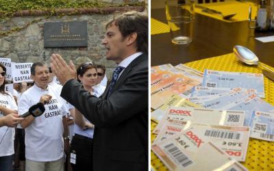Vláda plánuje zrušiť gastrolístky a miesto nich zaviesť príspevky v hotovosti. Páči sa Seredčanom tento návrh?
