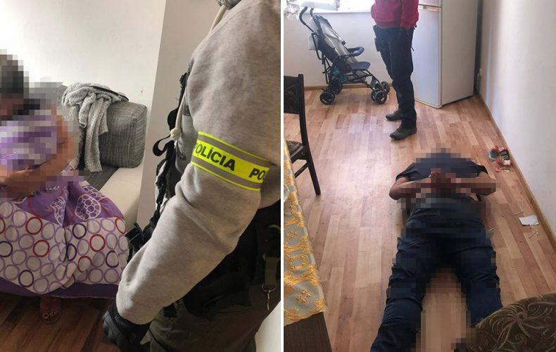 V Dolnej Strede úspešne zasahovala polícia. Zadržali nebezpečnú dvojicu, ktorá drogy ukrývala v kuchynskej linke