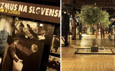Múzeum holokaustu v Seredi stojí na mieste bývalého židovského pracovného a koncentračného tábora. Prečo sa ho oplatí navštíviť?