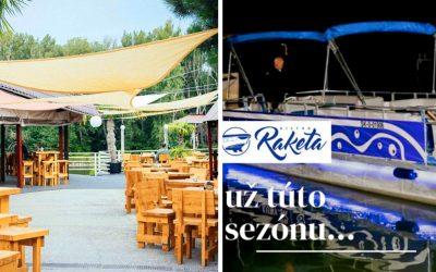 Bistro Raketa chce spustiť výletné plavby na Váhu. Môžu sa tak Seredčania tešiť na novú letnú atrakciu?