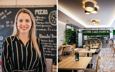 Pizzeria AB je zmenená na nepoznanie. Interiér dostal moderný šmrnc a receptúry vyladili talianski pizza majstri