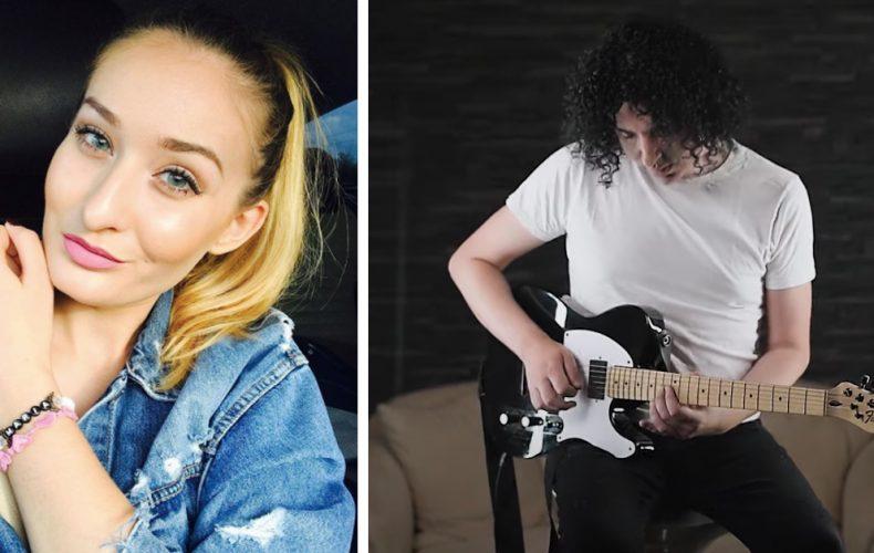 Nová pieseň Moniky Ližbetin a Agnes Tóth Čírovej s názvom Nebo vznikla v seredskom štúdiu Randal Group production