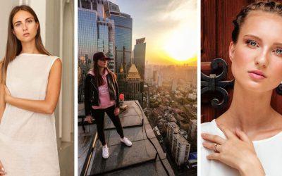 Seredčanka Katarína Melišková vyštudovala čínštinu, vyskúšala život v Šanghaji a stihla sa venovať aj modelingu