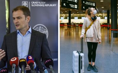 Slovensko zatiaľ nebude zavádzať celoplošné opatrenia proti šíreniu koronavírusu, ale za nedodržanie karantény hrozí pokuta až 5 000 eur