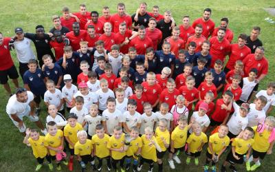 Letný futbalový kemp organizovaný ŠKF Sereď dopadol na výbornú. Čo všetko zažili nádejní futbalisti?