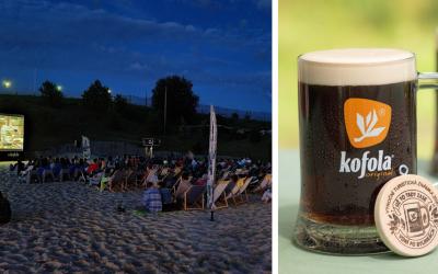 Kofokino zavíta koncom júla aj do Serede. V Bistre Raketa sa môžete tešiť na premietanie pod holým nebom