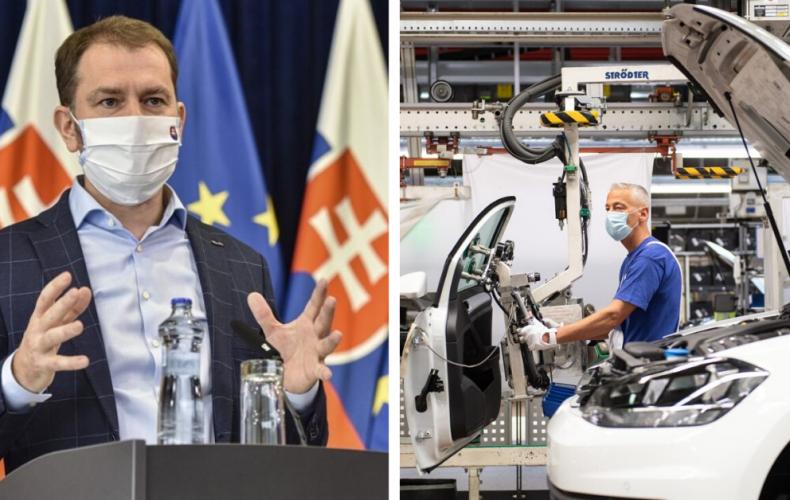 Vláda rokuje s firmou Volkswagen o novej investícii, ktorá môže priniesť tisícky nových pracovných miest