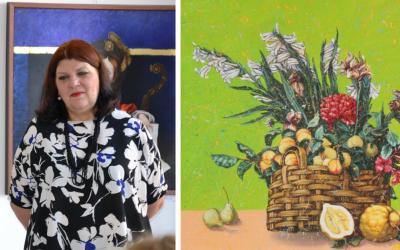 V Seredi sa uskutoční unikátny workshop Flóra a florálne motívy s akademickou maliarkou Jarmilou Veľkou