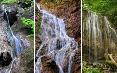 Tentokrát vám predstavujeme 10 očarujúcich vodopádov, ktoré nájdete do 155 km od Serede
