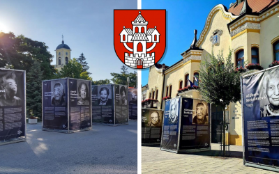 """Do Serede zavíta putovná výstava """"Po druhej svetovej vojne"""", ktorú budete môcť navštíviť priamo na Námestí slobody"""
