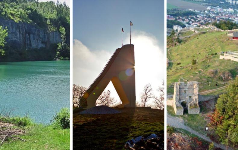 Toto je 15 tipov na menej známe miesta na Slovensku, kde sa vyhnete veľkému davu ľudí