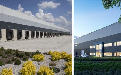 Logistický park Mountpark pri Seredi rozširuje svoje priestory o novú halu. Vytvorí tak 300 pracovných miest