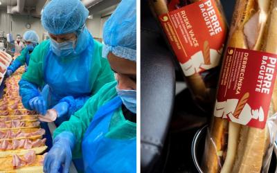 Ohniskom nákazy koronavírusu v okrese Galanta je firma zo Sládkovičova, ktorá vyrába obľúbené bagety