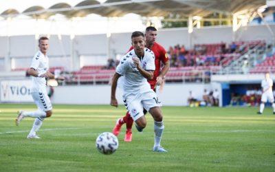 Gratulujeme! ŠKF Sereď si pripísal prvú výhru v sezóne. FK Senicu zdolali vysoko 4:0