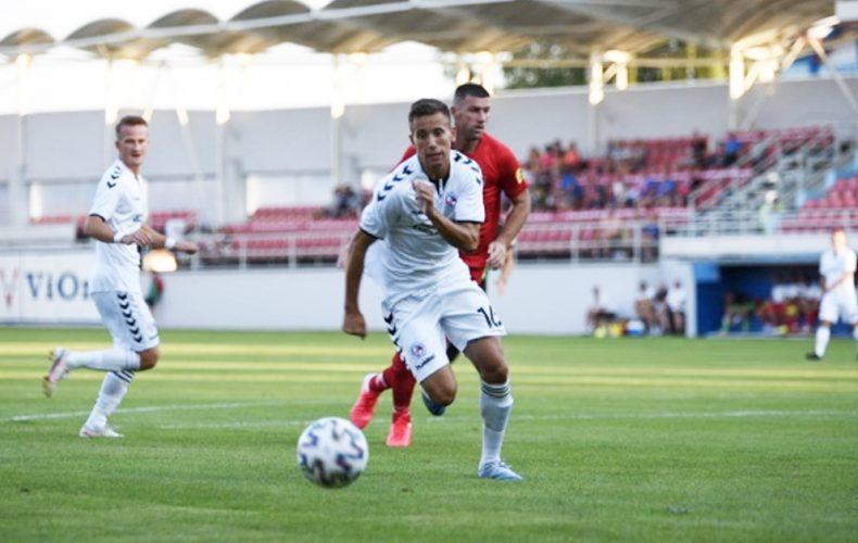 Gratulujeme! ŠKF Sereď si pripísala prvú výhru v sezóne. FK Senicu zdolali vysoko 4:0