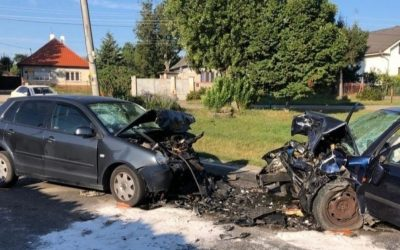 Tragická nehoda vo Vinohradoch nad Váhom. Opitá žena spôsobila smrť 43-ročného muža