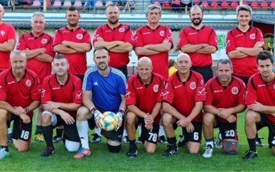 """""""Starí páni"""" oslavovali futbalovým turnajom 40. výročie založenia svojho klubu"""
