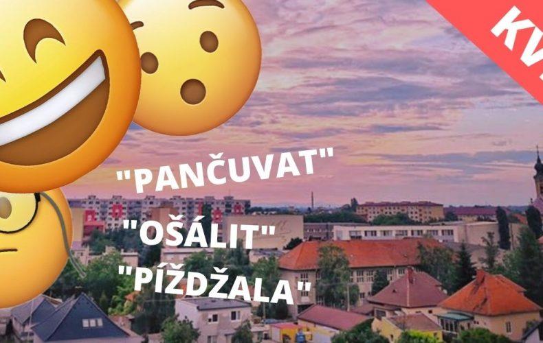 KVÍZ: Odhaľte zábavné slovíčka seredského naréčia. Čo znamená, keď vás niekto ošáli a čo je to píždžala?