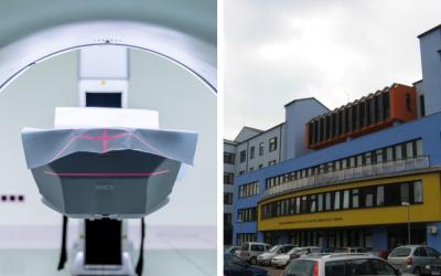Trnavská nemocnica rekonštruuje priestory pre nové oddelenie magnetickej rezonancie. Pripravené by malo byť už začiatkom budúceho roka