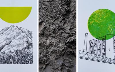 """Podporte iniciatívu """"Z čiernej na zelenú"""". Získate tak krásnu ekologickú grafiku, ktorá je šetrná k planéte"""