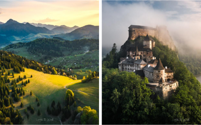 Mladí cestovatelia natočili 30 najkrajších zákutí Slovenska. Krásy našej krajiny chcú takto prezentovať celému svetu