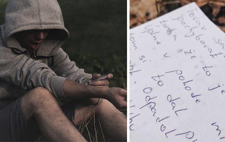 """Odkrývame príbeh drogovo závislého Seredčana v sérii """"Mamička prepáč"""". Odstrašujúci príbeh o tvrdých drogách"""