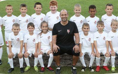 Predstavujeme kategórie akadémie ŠKF Sereď. Ktorí mladí hráči budú naše mesto reprezentovať túto sezónu?