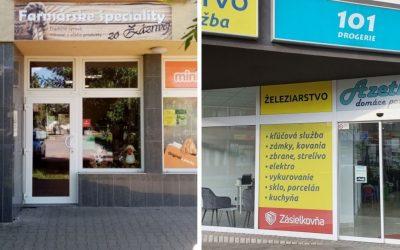 Kde v Seredi nájdete obľúbené pobočky Zásielkovne a ďalších doručovacích spoločností? Skúsili ste už aj AlzaBox?