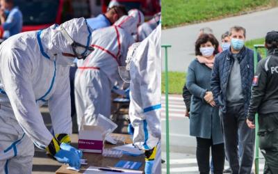 Mesto Sereď hľadá dobrovoľníkov na oba testovacie víkendy