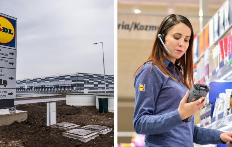 Logistické centrum Lidl v Seredi plánuje novú výstavbu. Vytvoriť by sa malo 40 nových pracovných miest priamo v Seredi