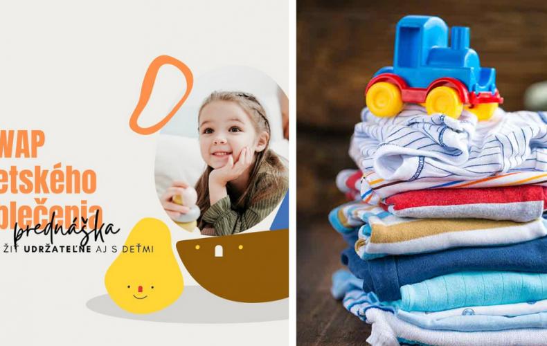 KC PRIESTOR vás pozýva na prvý online swap detského oblečenia