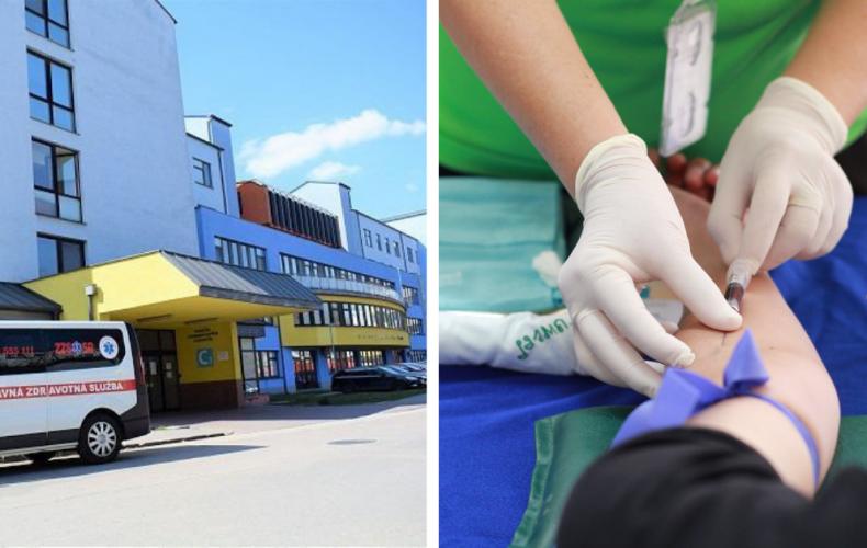 Fakultná nemocnica v Trnave dostane od spoločnosti TIPOS 20 000 eur. Peniaze budú použité na vybavenie pre oddelenie COVID-19