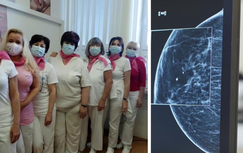 Október je mesiacom boja proti rakovine prsníka. Dajte si predsavzatie a začnite sledovať svoje zdravie
