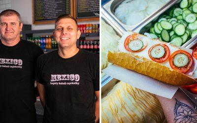 Milujú Seredčanov, predali viac ako milión bagiet a vytvorili značku Mexico. Prečítajte si jedinečný gastro príbeh (Rozhovor)