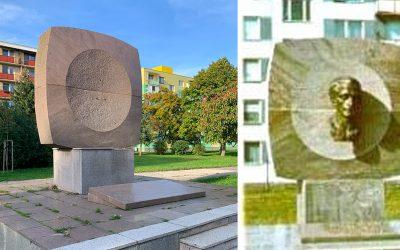 Vieme, čo sa stalo s bustou Františka Kubača v Seredi a kedy sa bude park Dionýza Štúra rekonštruovať