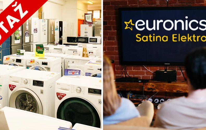 S predajňou Satina Elektro v Seredi môžete vyhrať 125-centimetrovú Smart TV. Stačí vám k tomu táto jedna vec