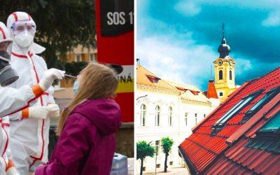 AKTUÁLNE: Poznáme miesta, kde budú Seredčanov cez víkend testovať. Plošné testovanie bude prebiehať len dva dni