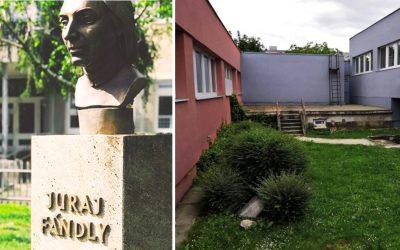 """Podporme spolu krásny projekt """"Zelená oáza"""" v Seredi. ZŠ Juraja Fándlyho sa snaží získať pre školu finančný dar"""