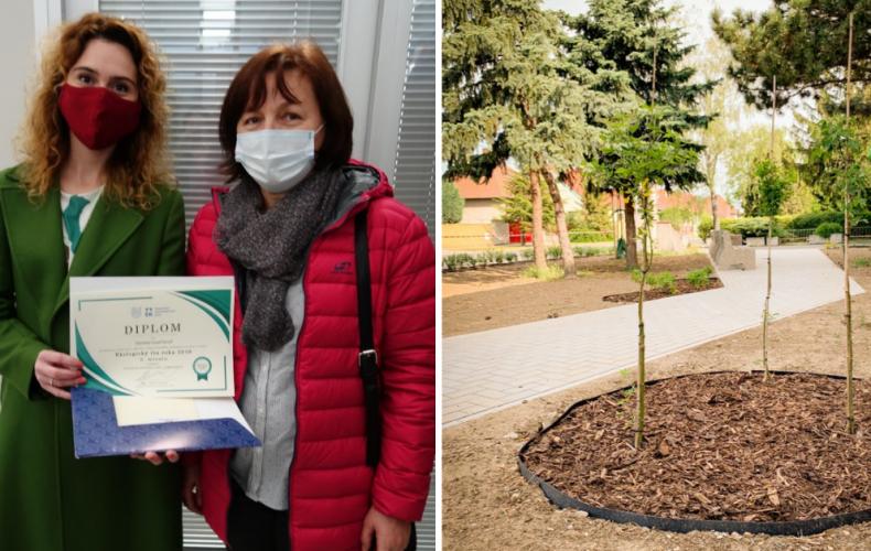 Ocenenie Ekologický čin roka 2019 bolo prevzaté. Úspešné environmentálne činnosti možno často prehliadame