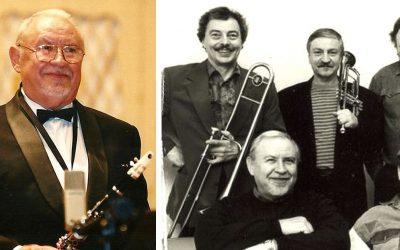 Jaroslav Červenka bol otcom tradičného jazzu na Slovensku. Pripomeňme si jedného z najtalentovanejších Seredčanov