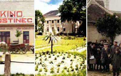 Desiatky kolorizovaných historických fotografií Serede. Pozrite sa na ulice nášho mesta, ako ste ich ešte nevideli