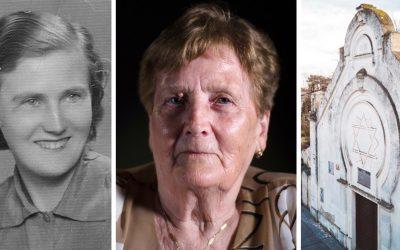 Cenu pamäti národa získala Seredčanka Alžbeta Vargová. V mladosti pomohla utiecť židovskému väzňovi