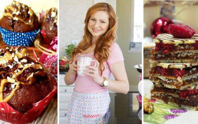 Vyskúšajte fantastické vianočné dezerty od známej Tinky Karmažín zo Serede. Určite si ich zamilujete