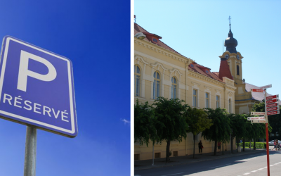 Trvalé parkovanie v Seredi bude od nového roka drahšie. O koľko sa navýši suma za vyhradené parkovacie miesto?