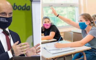Aj seredskí žiaci sa do škôl vrátia až v roku 2021. Včera to oficiálne potvrdil minister školstva