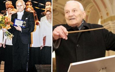 """Spevokol Zvon oslavuje tento rok 95 rokov. Výstava """"Z histórie spevokolu"""" je prístupná v Mestskom múzeu v Seredi"""